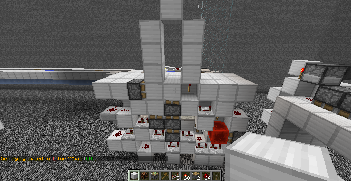 Tuto progresser en redstone astuces et tutos forum for Porte 3x3 minecraft